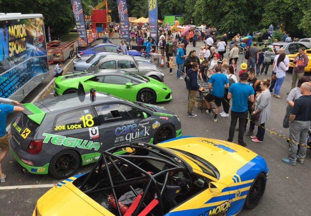 Leyland Festival Car Show