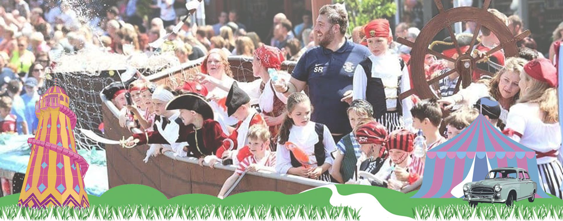Plan Your Visit to Leyland Festival 2019