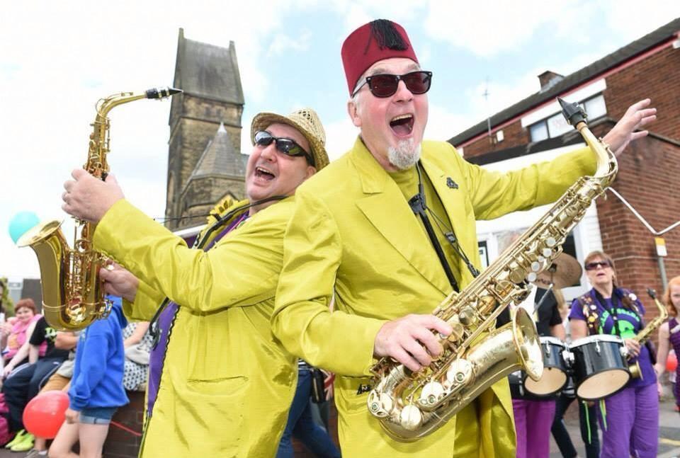 Musical fun at Leyland Festival