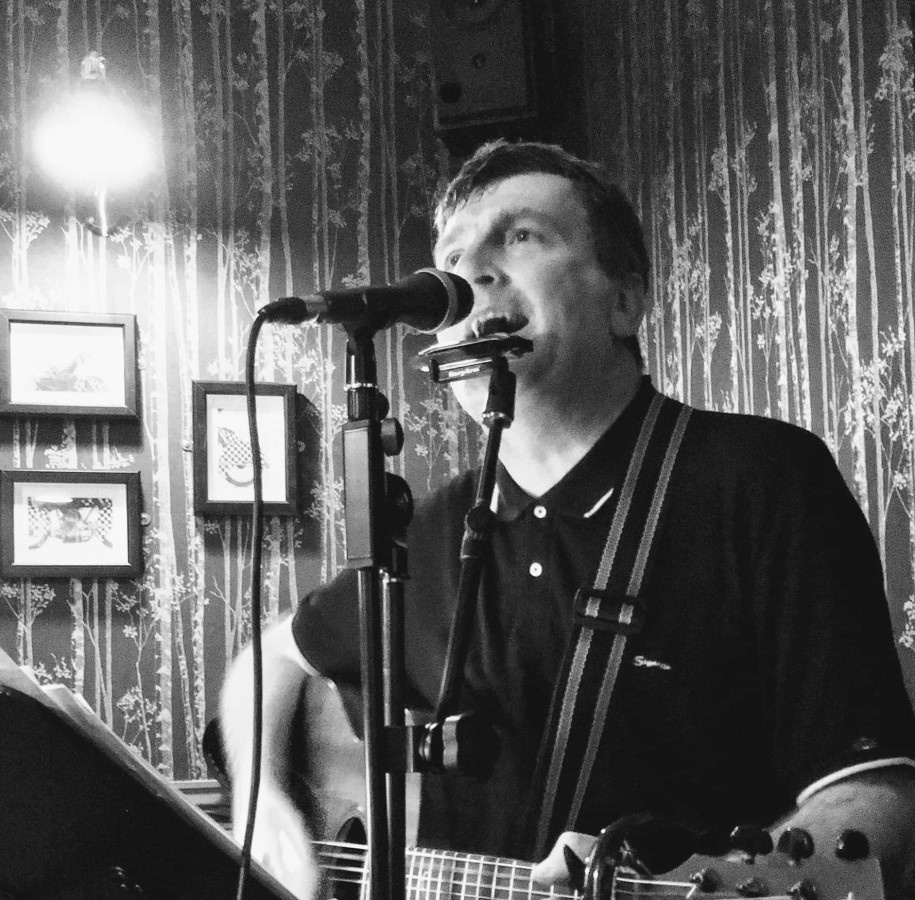 Hear Kev Jameson at Leyland Festival 2019