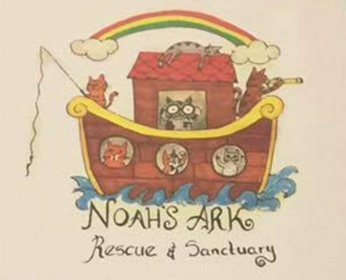 Noahs ark rescue & sanctuary logo