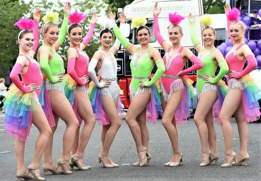 Mavis Berry and Helen Allen School of Dance 2017 Leyland Festival