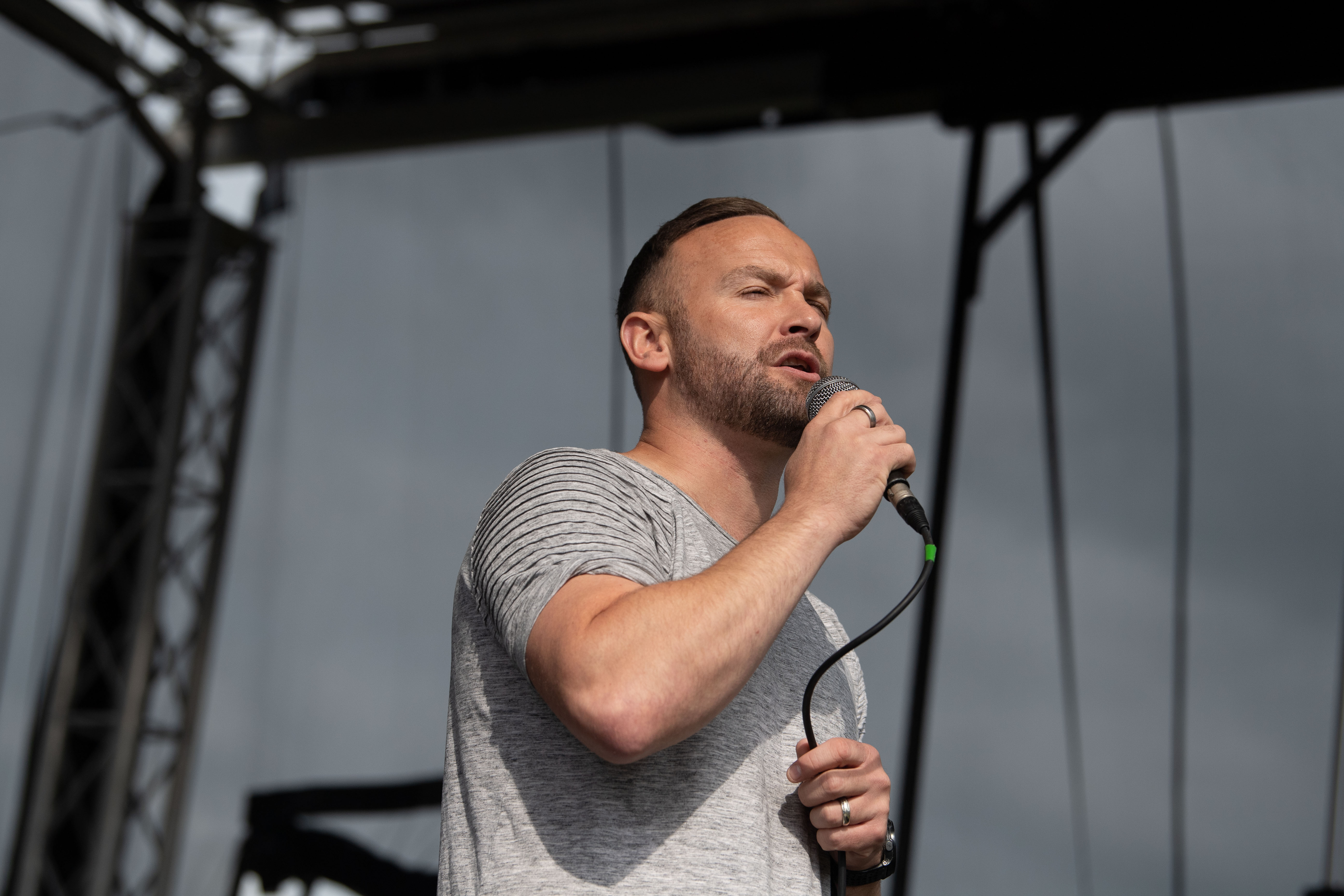 Kevin Simm Headline Act 2019 Leyland Festival