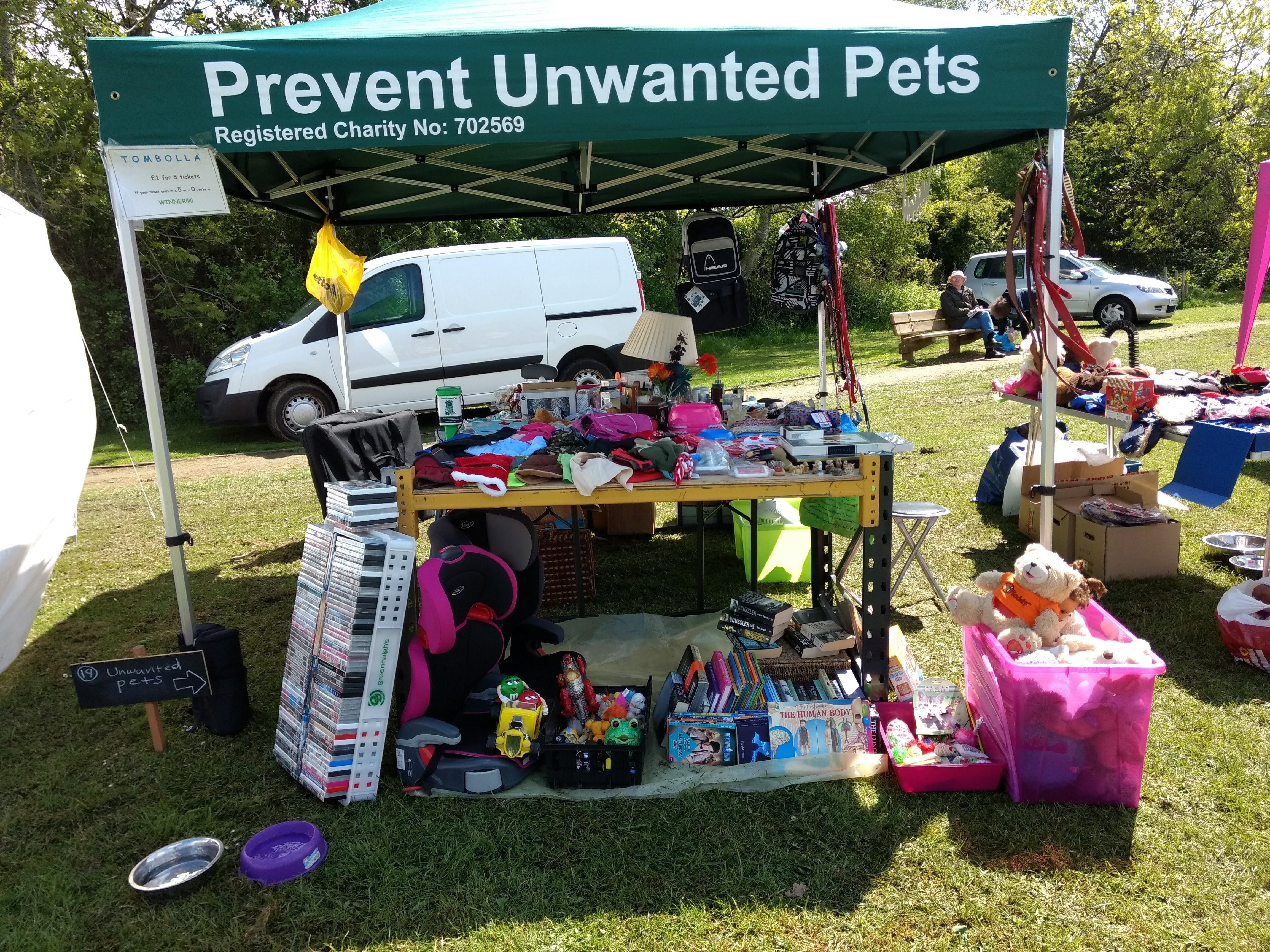 Prevent Unwanted Pets