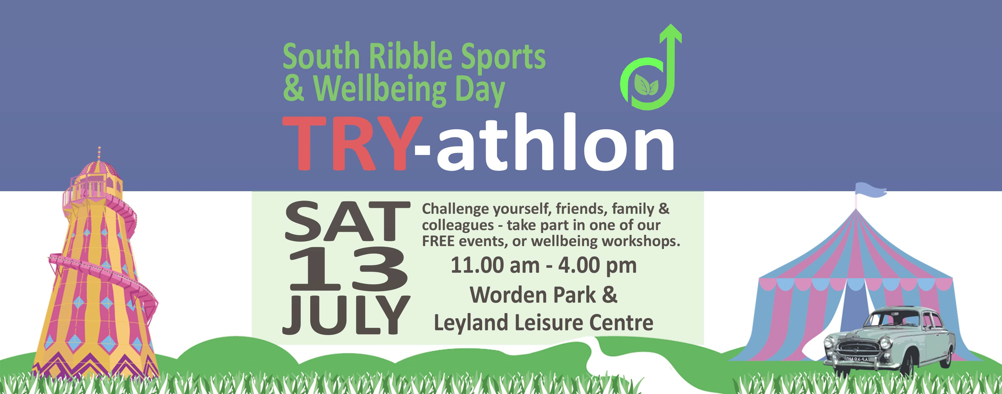 Leyland Town Team TRY-Athlon