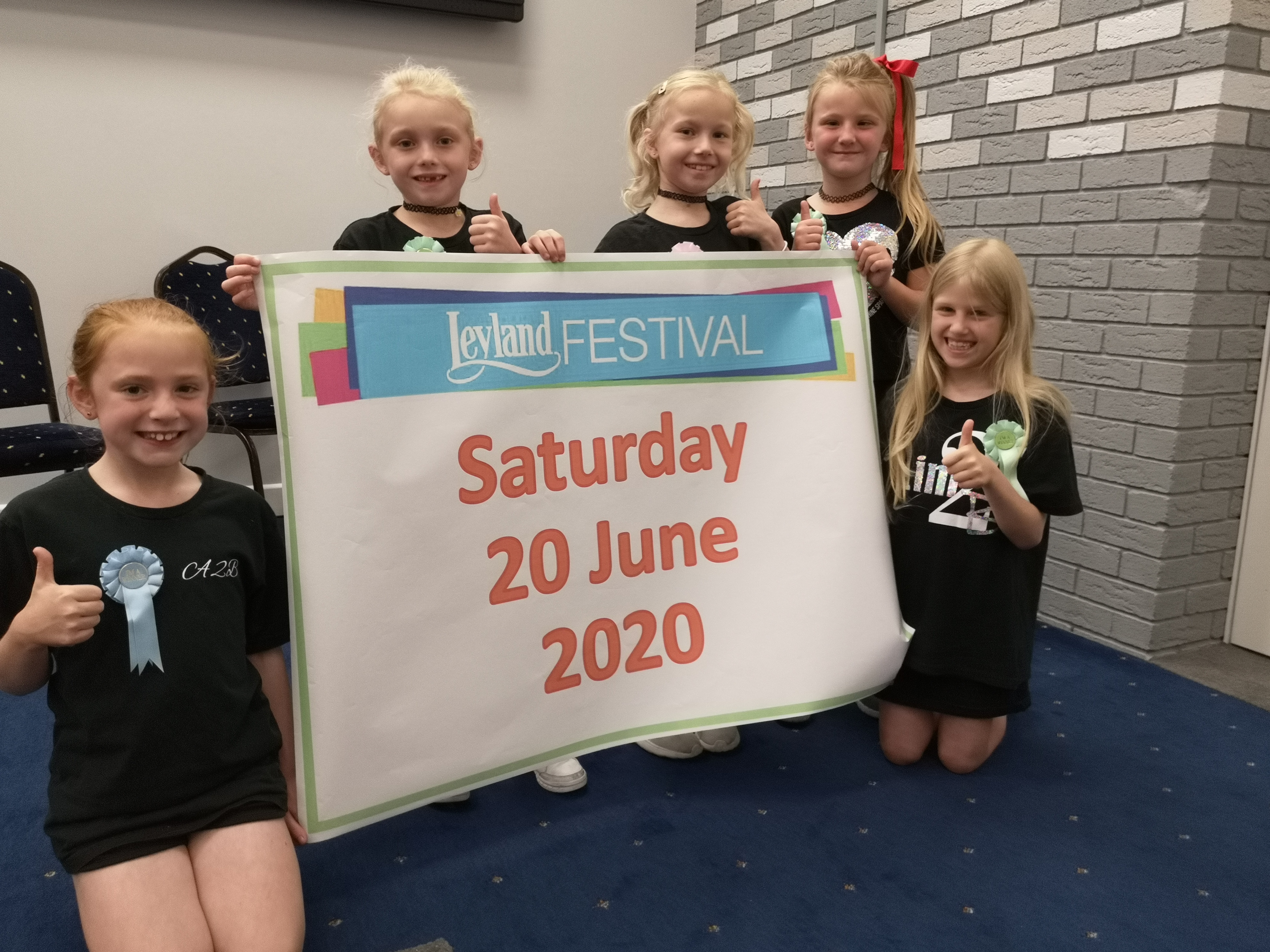 save the date for the 2020 Leyland Festival