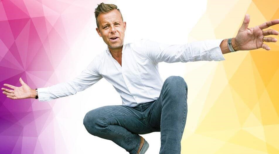 Pat Sharp Music in the Park